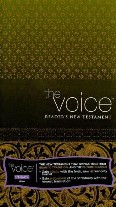 The Voice Reader's New Testament