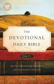 Book Cover Image. Title: Devotional Daily Bible, NKJV, Author: Thomas Nelson