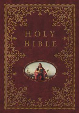 Providence Collection Family Bible, NKJV