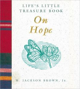 Life's Little Treasure Book on Hope