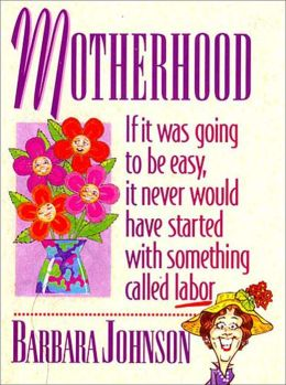 Motherhood Mini Book