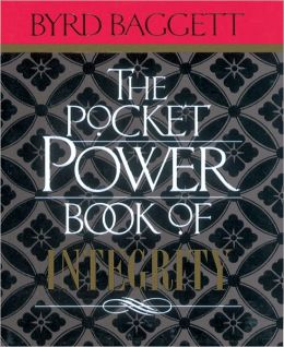 The Pocket Power Book of Integrity