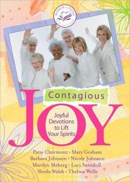 Contagious Joy: Joyful Devotions to Lift Your Spirits