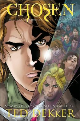 Chosen (Lost Books Series #1) Graphic Novel