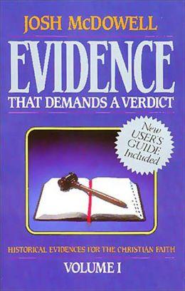 Evidence That Demands a Verdict, 1
