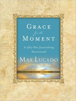 Grace for the Moment: A 365 Day Journaling Devotional