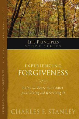 Experiencing Forgiveness