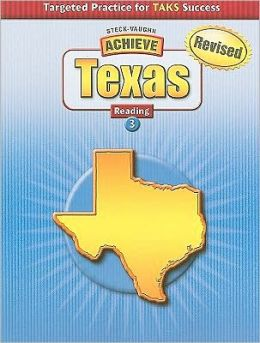 Achieve Texas Reading, Grade 3: Targeted Practice for TAKS Success (Student Edition)