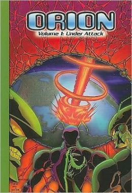 Steck-Vaughn Impact Graphic Novels: Individual Student Edition Under Attack, Orion