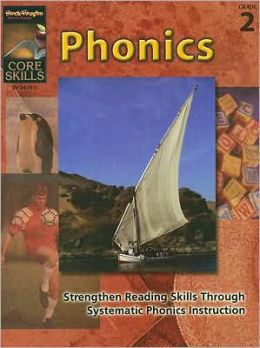 Core Skills: Phonics: Reproducible Grade 2