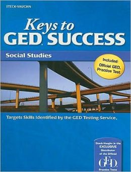 Steck-Vaughn Keys to GED Success: Student Edition Social Studies