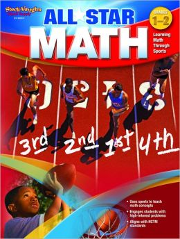 All-Star Math: Reproducible Grades 1-2