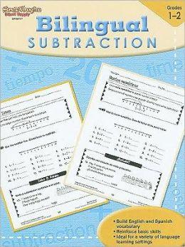 Steck-Vaughn Bilingual: Reproducible Subtraction