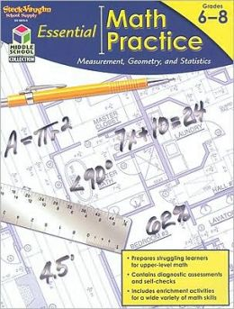 Essential Math Practice: Reproducible Measurement, Geometry, and Statistics