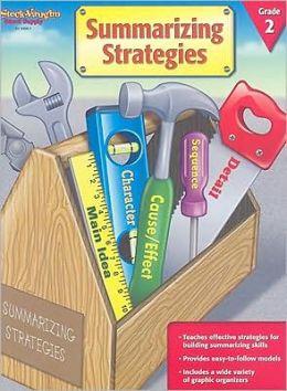 Summarizing Strategies: Reproducible Grade 2