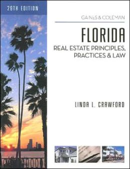 Florida Real Estate Principles, Practices & Law