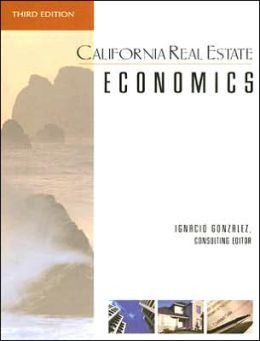 California Real Estate Economics
