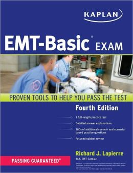 Kaplan EMT-Basic Exam