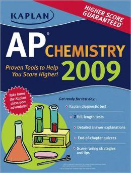 Kaplan AP Chemistry 2009