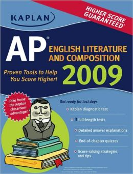 Kaplan AP English Literature and Composition 2009