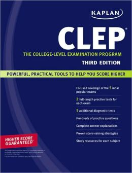 Kaplan CLEP: The College-Level Examination Program