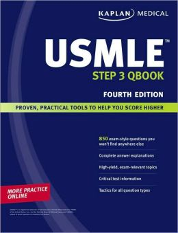 Kaplan Medical USMLE Step 3 Qbook