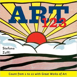 ART 123: Count from 1 to 12 with Great Works of Art