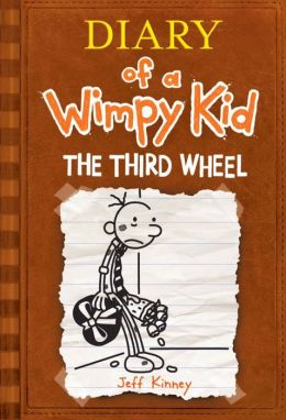 The Third Wheel (Diary of a Wimpy Kid Series #7) (B&N Exclusive Edition)