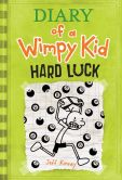 Book Cover Image. Title: Hard Luck (Diary of a Wimpy Kid Series #8), Author: Jeff Kinney