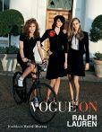 Book Cover Image. Title: Vogue on Ralph Lauren, Author: Kathleen Baird-Murray