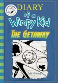 Book Cover Image. Title: The Getaway (B&N Exclusive Edition) (Diary of a Wimpy Kid Series #12), Author: Jeff Kinney