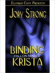 Jory Strong - Binding Krista (Fallon Mates Series #1)