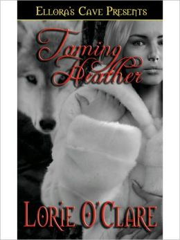 Taming Heather (Cariboo Lunewulf Series #1)