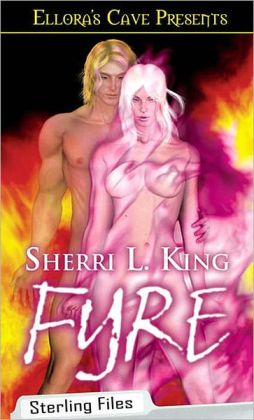 Fyre (Sterling Files, Book Three)