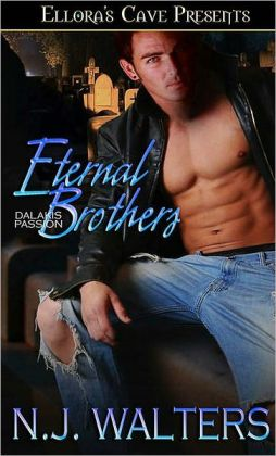 Eternal Brothers (Dalakis Passion, Book Four)