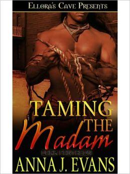 Taming the Madam (Dark Pantheon, Book Three)