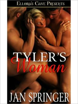 Tyler's Woman (Outlaw Lovers, Book Four)
