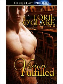 Vision Fulfilled (Leopard Visions Series #2)