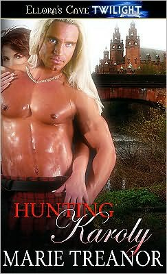 Hunting Karoly (Psychic Seduction, Book One)