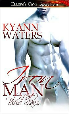 Iron Man (Blood Slaves, Book Two)