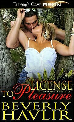 License to Pleasure (Pleasure Seekers, Book Two)