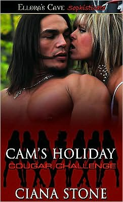 Cam's Holiday (Cougar Challenge, Book Seven)