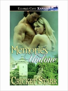 Memories Undone (Memories Divine, Book Three)