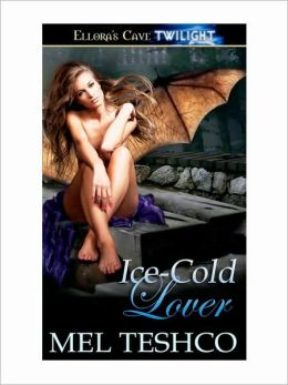 Ice-Cold Lover (Winged and Dangerous, Book Two)