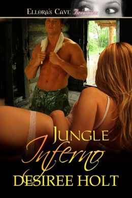 Jungle Inferno (Phoenix Agency, Book One)