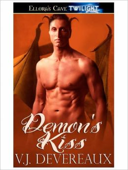 Demon's Kiss (Demon Allure, Book One)
