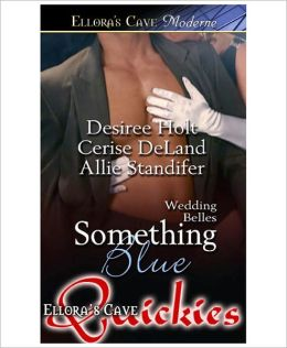 Something Blue (Wedding Belles, Book Four)