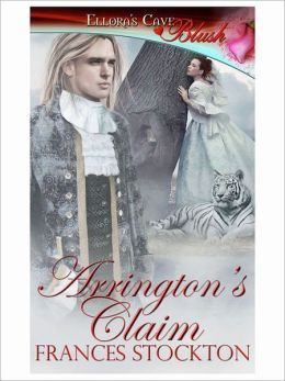 Arrington's Claim (Panthera, Book Four)