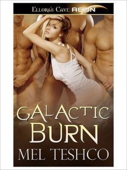 Galactic Burn (Alien Hunger, Book One)