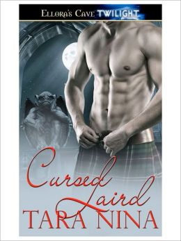 Cursed Laird (Cursed MacKinnons, Book Three)